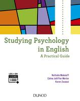 Studying psychology in english - A practical guide, A practical guide