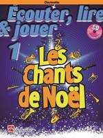Les Chants de Noël, Clarinette