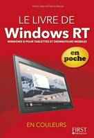 Le livre de Windows RT En poche En couleurs