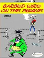 Lucky Luke (english version) - Tome 7 - Barbed Wire on the Prairie