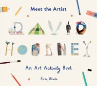 Meet the artist. David Hockney