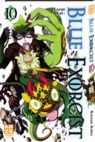 10, Blue exorcist T10