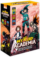 Coffret My Hero Academia - Saison 1