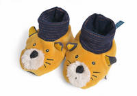 Chaussons chat Lulu