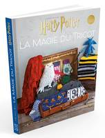 Harry Potter La magie du tricot, Le livre officiel des modèles de tricot Harry Potter