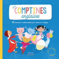 COMPTINES ANGLAISES (MES)