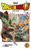 5, Dragon ball super