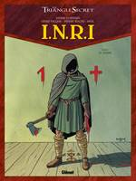 INRI, 1, I.N.R.I - Tome 01, Le Suaire