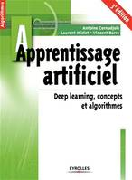 Apprentissage artificiel - 3e édition, Concepts et algorithmes