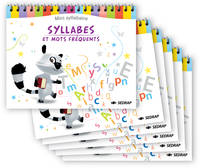SYLLABES ET MOTS FREQUENTS - MINI-SYLLABAIRE, mini syllabaire