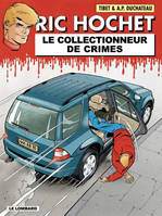 68, RIC HOCHET T68 LE COLLECTIONNEUR DE CRIMES
