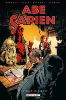Abe Sapien / Le brasier secret, Le brasier secret