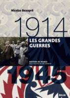 Les Grandes Guerres (1914-1945), Version brochée