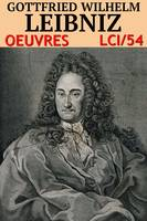Godefroi Guillaume Leibniz - Oeuvres, Classicompilé n° 54