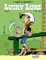 Volume 9, 1963-1964, 9/LUCKY LUKE (DUPUIS)(INTEGRALE)  INTEGRALE LUCKY 1963-1964