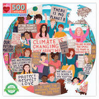 Climate Action - 500 - Rond