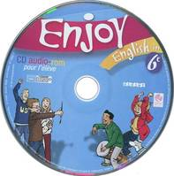 Enjoy 6e éd 2006 cd audio rom de remplacement