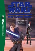 Star wars, the clone war, 16, Star Wars Clone Wars 16 - L'invasion de Kamino
