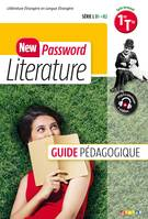 New Password Litérature 1re Tle série L - Guide pédagogique - version papier