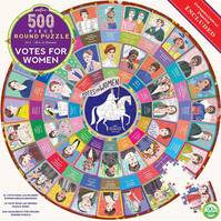 Votes for Women - 500 - Rond