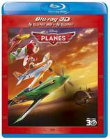 planes blu-ray 3D+ 2D