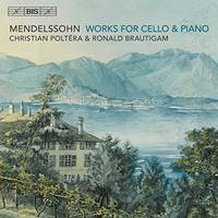 Works for cello & piano - Poltera, Brautigam