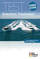 Code Rousseau Test Extension Hauturiere 2020