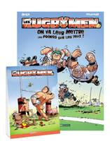 Les Rugbymen  - tome 01 + calendrier 2021 offert