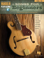 Songs for Beginners, Mandolin Play-Along Volume 10