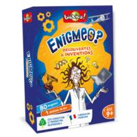 enigmes decouvertes & inventions