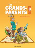 Les Grands-Parents en BD - Tome 01, Roulez jeunesse !