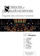 Sciences et pseudo-sciences, Regards des sciences humaines