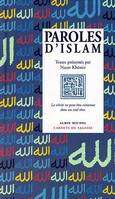 Paroles D'Islam