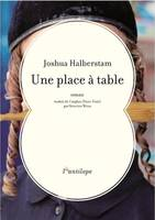 Une place à table / roman