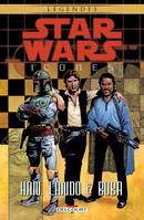 Star Wars - Icones T05. Han, Lando & Boba