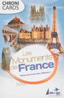 Monuments de France , Chronicards