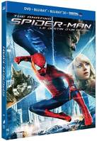 The amazing Spider-man : Le destin d'un héros 3D ( + blray + dvd )