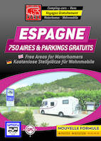 guide aires gr trailer Espagne