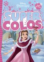Disney princesses / super colos : féerie de l'hiver
