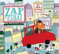 ZAP LE CHAT ET SON MINI-TAXI