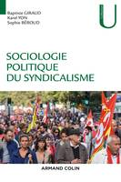 Sociologie politique du syndicalisme, Introduction à l'analyse sociologique des syndicats