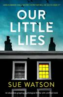 Our Little Lies, An absolutely gripping psychological thriller with a brilliant twist