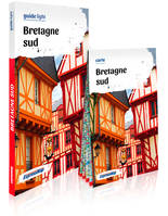 Bretagne Sud (guide light), Guide + carte
