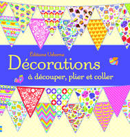 DECORATIONS A DECOUPER  PLIER ET COLLER