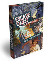 Escape quest / le coffret