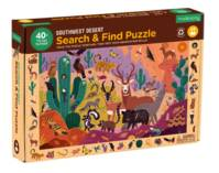 Search & Find Puzzle Desert 64 pièces