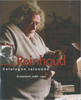Tome 4, Sculptures 1988-1992, Reinhoud (Tome 4-Sculptures 1988-1992), Catalogue raisonné