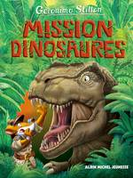 MISSION DINOSAURES Nº10, Mission dinosaures