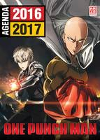 Agenda Scolaire 2016/2017 One Punch Man