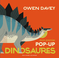 Mon premier pop-up dinosaures